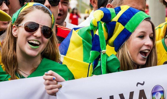 Aposte na Seleção Brasileira de Futebol